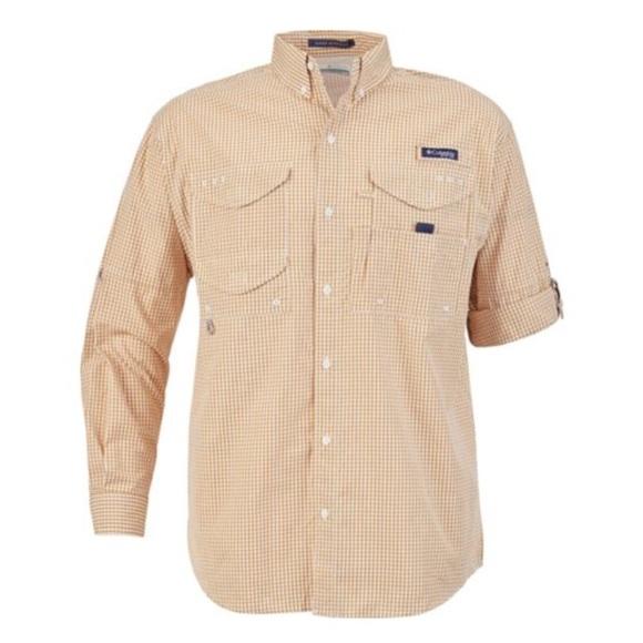 7fe0218384d Columbia Shirts   Nwt Mens Pfg Super Bonehead Classic   Poshmark
